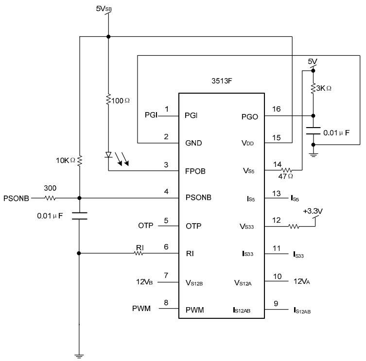utc324e应用电路图