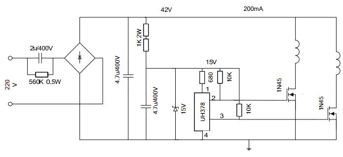电路 电路图 电子 原理图 695_318