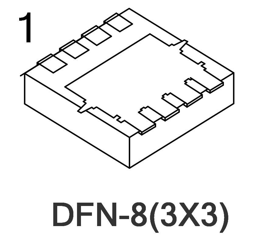 DFN-8(3x3)