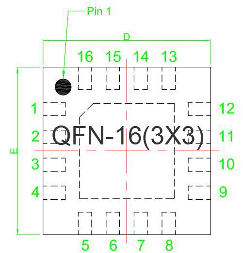 QFN-16(3x3)