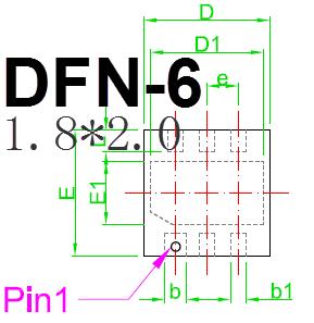 DFN-6(1.8x2.0)