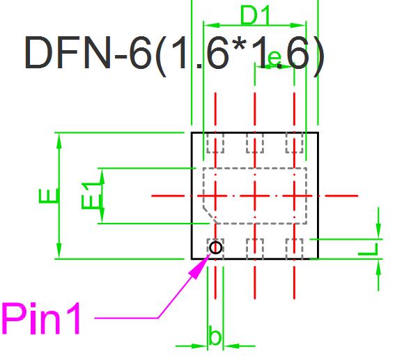 DFN-6(1.6x1.6)