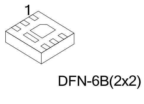 DFN-6B(2×2)