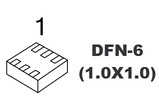 DFN-6(1X1)