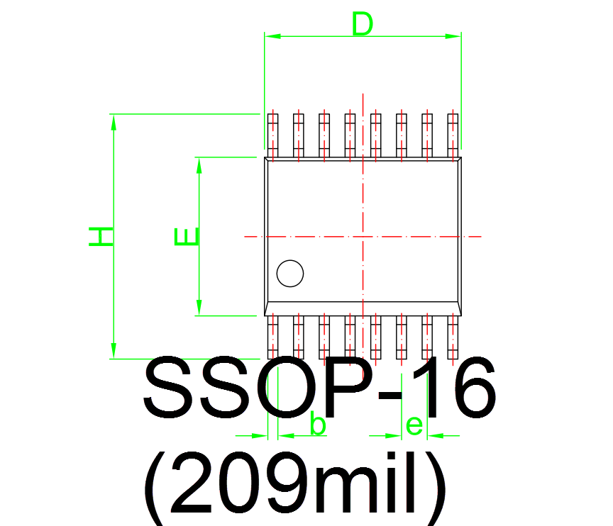SSOP-16(209mil)